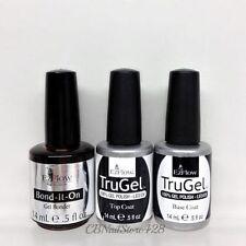 EZFlow TruGel Nail Polish- Choose Any Base/Top/ Bond 0.5oz/15ml