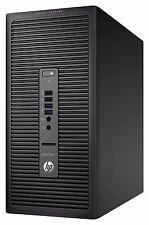 HP EliteDesk 705 G1  A8-6500B QC 3.5 GHz, 4GB RAM, 500GB, DVDRW, W7P-64 - BNIB