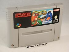 SUPER MARIO WORLD 2 YOSHI'S ISLAND BROS - NINTENDO SNES SUPER NES PAL ORIGINALE