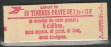 FRANCE carnet SABINE 2059c2a neuf**