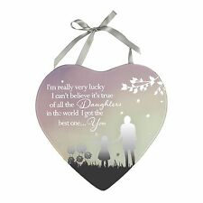Reflections of The Heart Daughter Mirror Plaque 61429