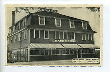 Salem Willows MA Mass Chase House, scalloped edges, 30's?