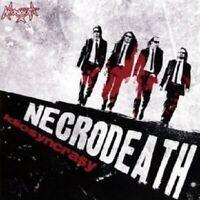 "NECRODEATH ""IDIOSYNCRACY"" CD NEW"