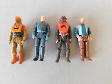 M.A.S.K Figures X4 Vintage MASK 1980s  Kenner Toys
