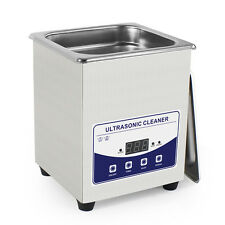 #5702 Ultrasonic cleaner Ultraschallreiniger Nettoyeur à ultrasons  2 L