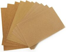 Assorted Pack of Sandpaper [BS19852] 10 Mixed Sheets