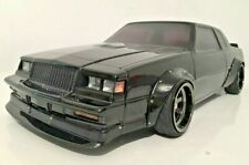 1/10 RC Car BODY Shell Buick Grand National WIDE BODY KIT *Unpainted*  CLEAR