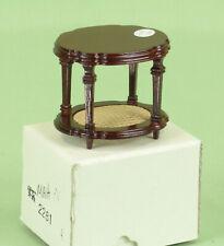 413 Vintage Dollhouse Miniature FANTASTIC MERCHANDISE Side Table 2281 MH