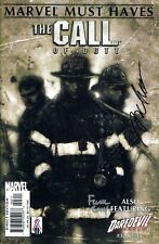 Marvel Must Haves Call Of Duty #1 Daredevil Signed David Finch & Alex Maleev