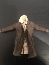 Hot Toys MMS 183 The Dark Knight Rises Bane Overcoat Trench Coat Loose US Seller