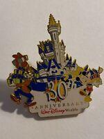 WDW – 30Th Anniversary Castle Disney Pin (B9)