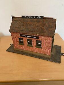 G scale building Coal Merchants M.T GATES L T D