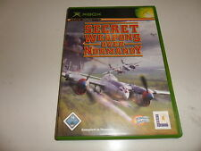 XBOX SECRET WEAPONS OVER NORMANDY (2)