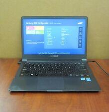 Samsung ATIV Book 9 NP900X3G-S02US, Intel i5-4200U, 1.60GHz,8GB RAM,NO SSD  5815