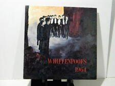 Yale University The Whiffenpoofs of 1964 LP Overtone Records OV CS1001 Stereo LP