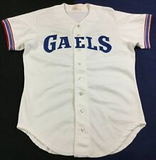 Vintage Gaels College-NCAA Baseball Wilson Jersey Size44