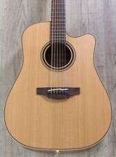 Takamine P3DC12 12-String Dreadnought Acoustic Electric Guitar - Natural +Cable