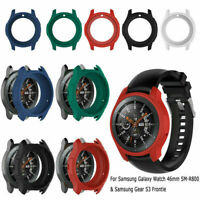 46mm Silicone Watch Case Cover Protector Bumper Frame For Samsung Galaxy Watch