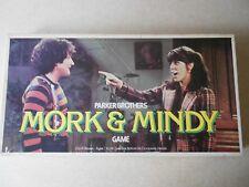 MORK AND MINDY - Vintage Board Game - Parker Bros. 1979 - Complete