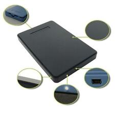 2.5 Inch Sata USB2.0 Hard Drive HDD Enclosure External ABS Notebook Disk Case WT