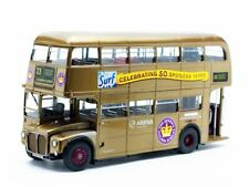 AEC Routemaster 50th Anniversary Edition in Gold (1:24 scale by Sun Star H2942)
