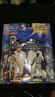 Starting Lineup 1998 MLB Classic Doubles Mark McGwire and Sammy Sosa