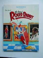 Who Framed Roger Rabbit limited Sothebys auction catalogue 1980s