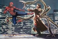 Spiderman 2 (Colliding Poster