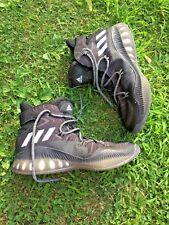 Adidas Crazy Explosive High Top Black Basketball Shoes B42421 Geofit S167