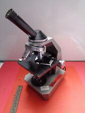 GS Gillett & Sibert Microscopio con los objetivos GS Lote 7 tmicr 6