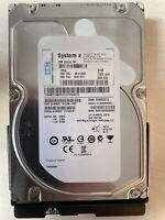"""IBM System X 00W1568 00W1571 2TB SAS 6Gbs 3,5"""" ST2000NM0001 7.2k"""