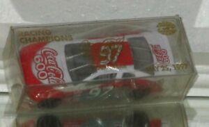1997 VINTAGE RACING CHAMPIONS #97 COCA-COLA 600 Program Car 1/64 Diecast W/CASE