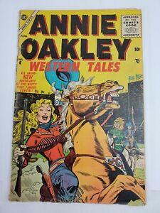 Annie Oakley #6 Atlas Comics 1955 Golden Age Western
