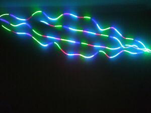 High Power 7 Colour Red Green Blue LASER LIGHT  for dj disco lazor kam