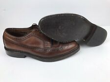 Allen Edmonds Macneil Leather Wingtip Dress Shoe Mens Size 7 1/2 EEE Made In USA