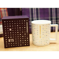 BTS-2020 BTS Starbucks Korea Collaboration Limited The Bright Stars Mug 12.5 oz