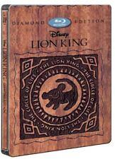 Lion King Steelbook Diamond Edition Blu-Ray + 3D ALL REGION