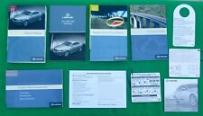 2006 06 Lexus IS 350 IS 250 Owners Manual with Navigation Manual, Near New, O20A