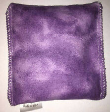 Lavender Microwave Heating Heat Pack, Hot Cold Rice Bag / Pad  Rice Therapy