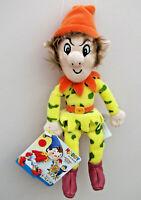 "Noddy In Toyland Villain 9"" GOBBO GOBLIN Soft Plush Toy With Original Tag"