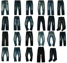 G-Star Raw señores Jeans Hose slim Stretch straight regular Comfort look usado nuevo