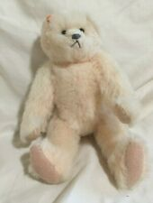 """Vintage Muriel Townsend 1988 9"""" jointed mohair bear"""