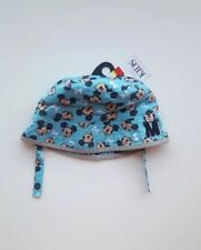 Marks And Spencer Kids Sun Hat Mickey Mouse UPF 50+ Safe In The Sun 6 c83735017ac0