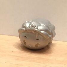 VHTF Disney Tsum Tsum Squishy Series 1 by Zuru - Ultra Rare Silver Elsa