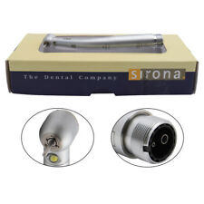 Sirona T3 Racer Borden Dental High Speed Handpiece Led Fiber Optic Torque 2holes