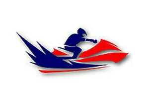 Pwcparts.com Vinyle Décalque Autocollant Pour Jet Ski Seadoo Yamaha Kawasaki