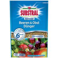 Substral Osmocote Beeren & Obst Dünger 750 g Obstdünger Beerendünger Apfel Birne