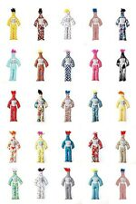 """New DAMMIT DOLL Authentic Pattern Different Color Stress Relief 12"""" Random 1PC"""