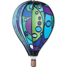 "Hot Air Balloon Hanging Wind Spinner, 22"" Cool Orbit Pr 25764"