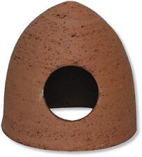 JBL Ceramic Spawning Cave for Dwarf Cichlid Shrimp & Others - Breeding Hide